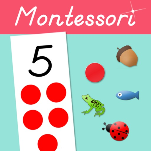 Cards & Counters - A Montessori Approach to Math