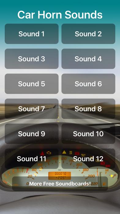 Car Horn Soundsのおすすめ画像1