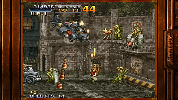METAL SLUG 1 screenshot-4
