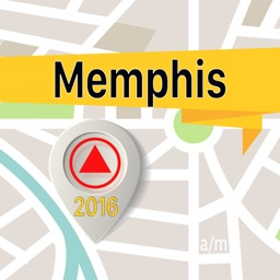 Memphis Offline Map Navigator and Guide