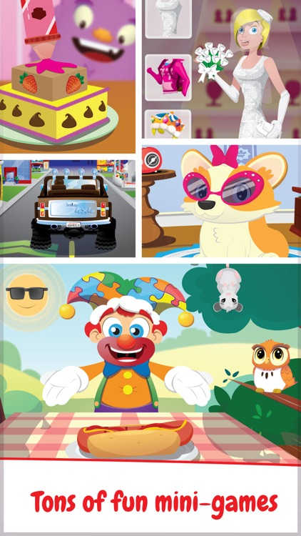 Toddler Kids Puzzles Puzzingo – Educational Games screenshot-3
