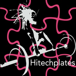 Hitechplates Weightlifting Puzzle