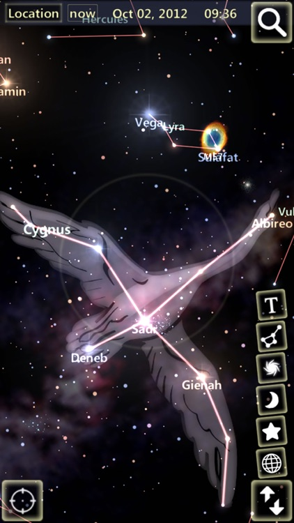 StarTracker - Mobile SkyMap screenshot-0