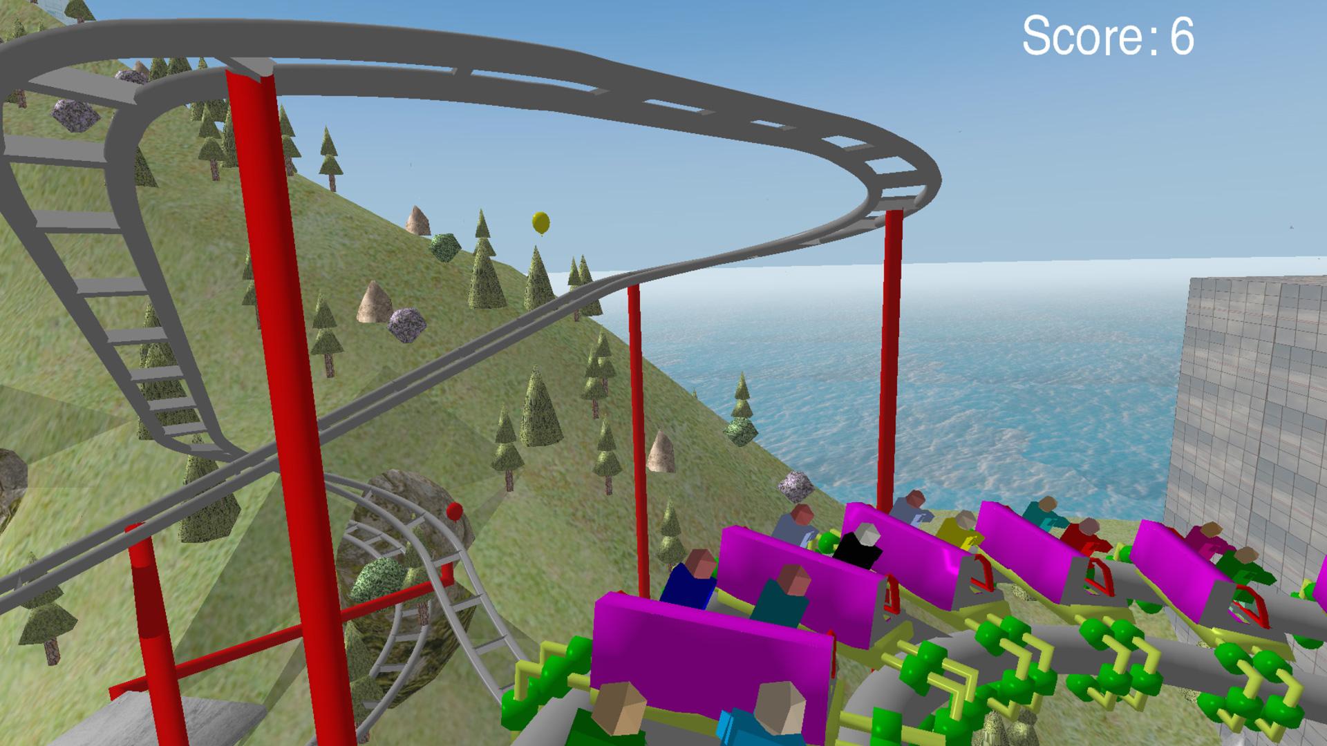 iRollerCoaster screenshot 11