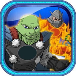 Super Mutant Infinity Dress Up – America's First Hero Games for Free
