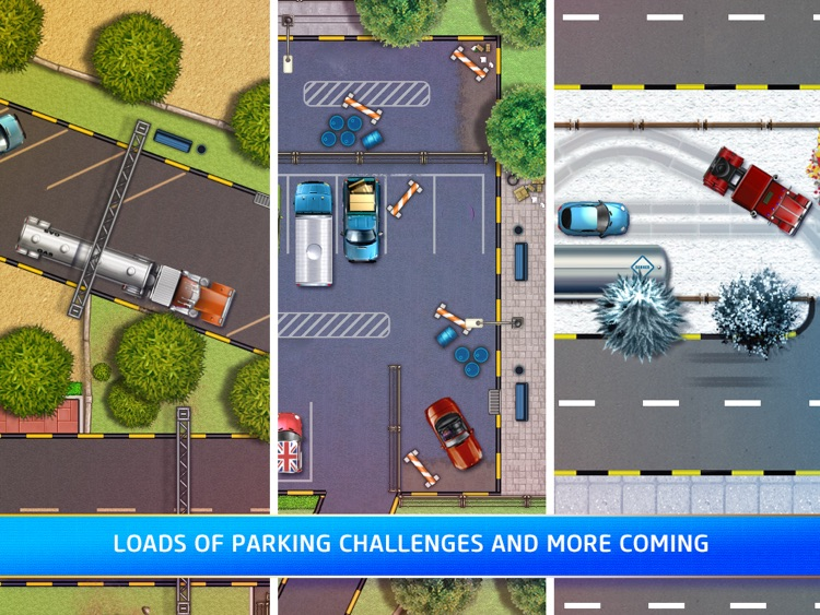 Parking Mania HD screenshot-3