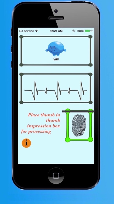 Free Mood Detector with finger prints-2