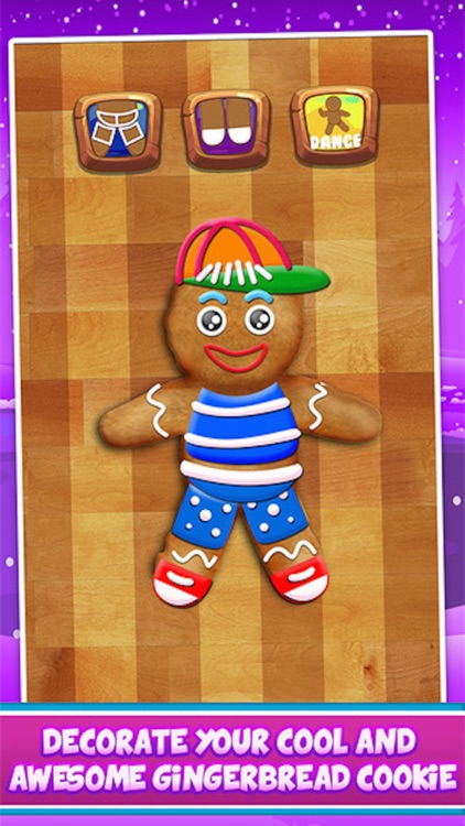 Gingerbread Maker - Make Fun Dessert Food & Cooking Cookie Candy Legend screenshot-2