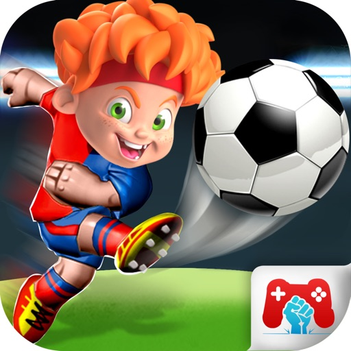 Kids Head Soccer icon