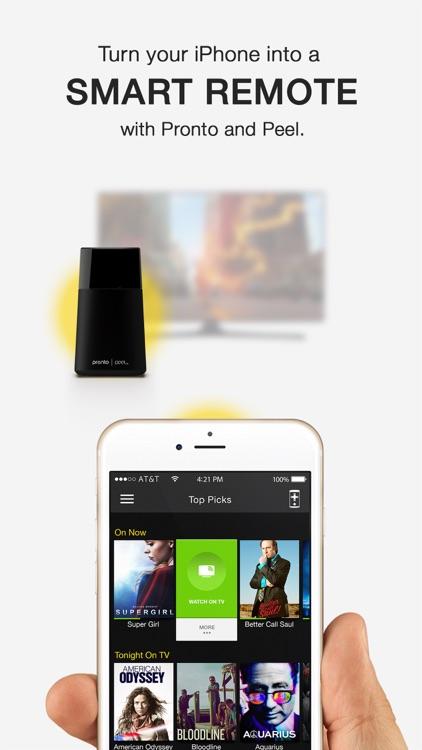 Peel Smart Remote: TV guide & Universal Remote