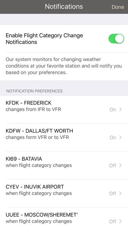 METARs Aviation Weather screenshot-3