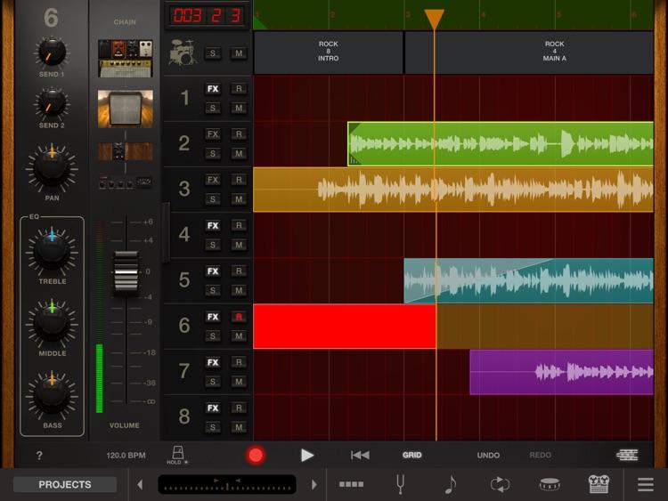 AmpliTube Hendrix™ for iPad screenshot-4