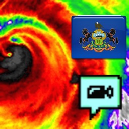 Pennsylvania NOAA Radar with Traffic Cameras 3D Pro