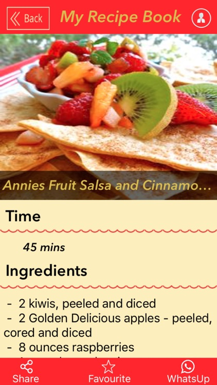 My Recipe Book App screenshot-4