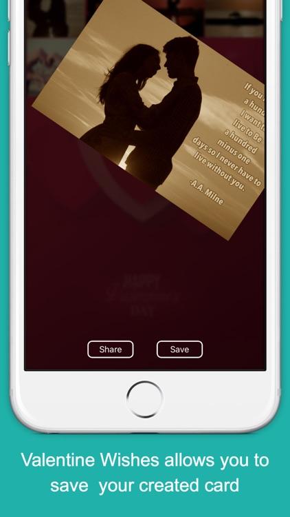 Valentine Wishes App screenshot-4