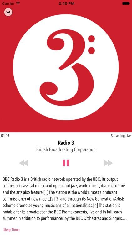 Netcasts - Podcast, Streaming Radio & TV Player screenshot-3