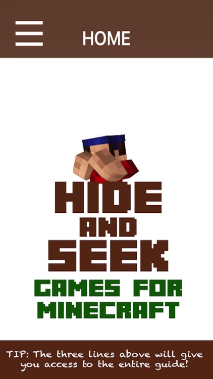 Hide And Seek Servers For Minecraft Pocket Edition