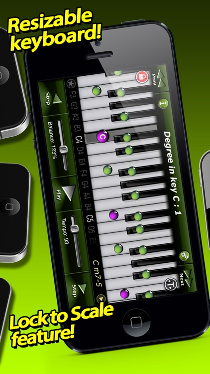 Piano Chord-Scales