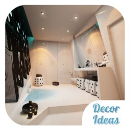 Bathroom Decor Ideas for iPad