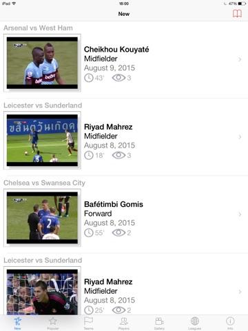 Футбол! Все видео голы Европейских чемпионатов Скриншоты7