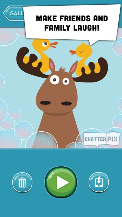 ChatterPix Kids - by Duck Duck Moose screenshot-4