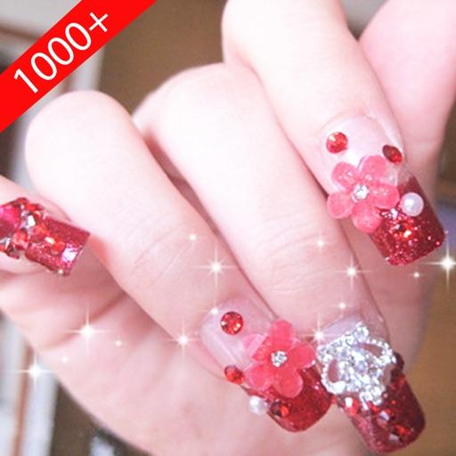 1000+ Nail Art Designs