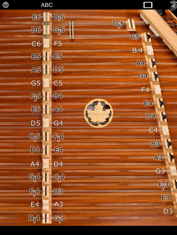 D550 MIDI - Hammered Dulcimer MIDI Controller - Dusty Strings Edition screenshot-1