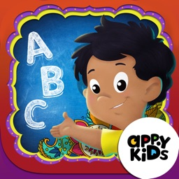 Alfie's Alphabet  - ABC First Letters and Words for Children in English