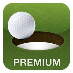 Mobitee Golf GPS Rangefinder Scorecard Flyover