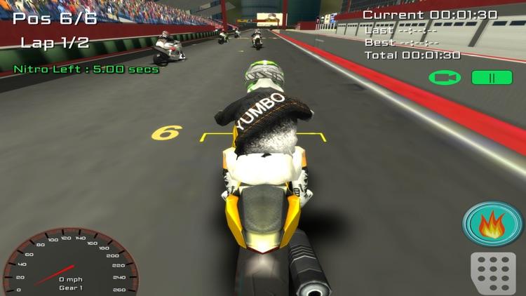 Moto Racer 2 - Real Motorbike and Motorcycle World Racing Championship Games screenshot-3