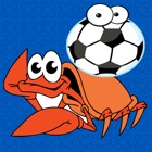 Sea Animal Football Match - Fish vs Crab Game for Kids icon