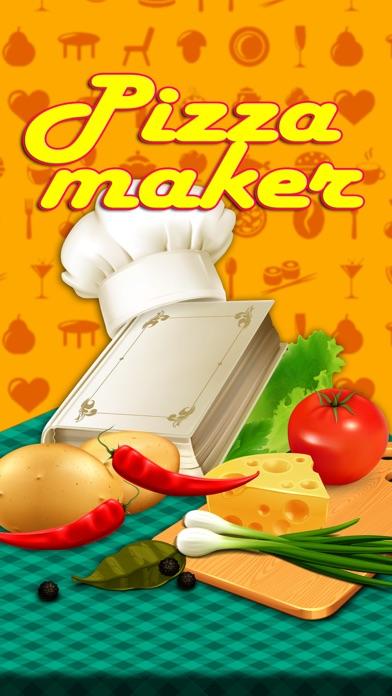 Pizza Maker Chef Mania