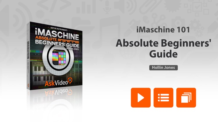 Beginners' Guide For iMaschine screenshot-0