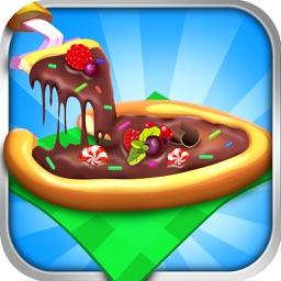 Pizza Dessert Maker Salon - Candy Food Cooking & Cake Making Kids Games for Girl Boy!