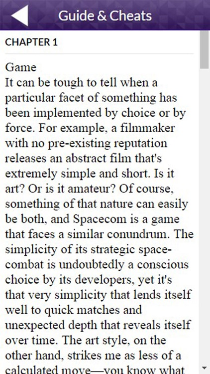 PRO - Spacecom Game Version Guide