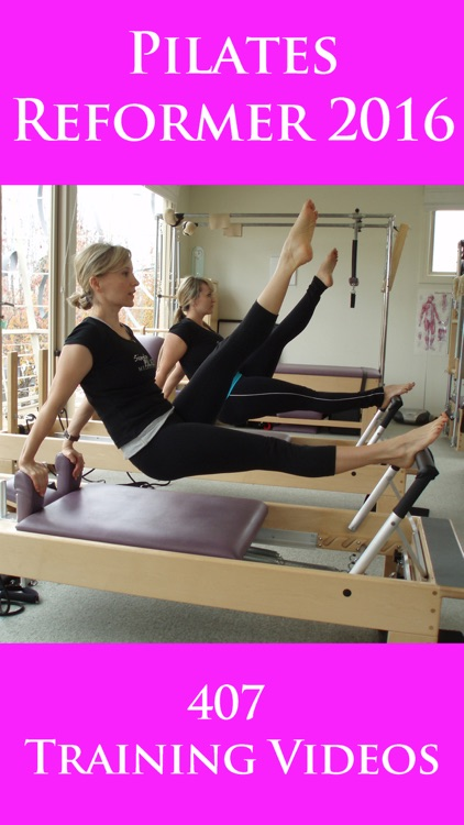Pilates Reformer 2016 screenshot-0