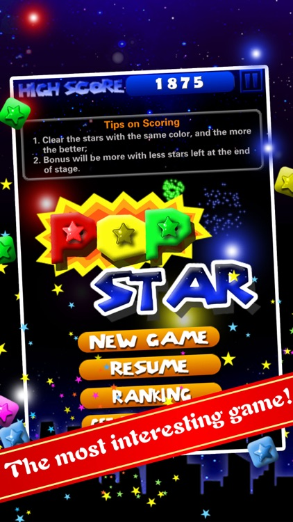 PopStar! Lite screenshot-0