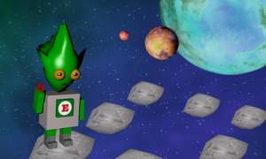 Elmi in Space