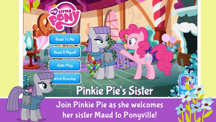 My Little Pony: Pinkie Pie's Sister screenshot-0