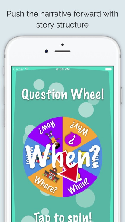 The Question Wheel
