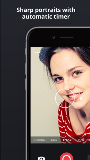 ‎Camu - Camera for simply perfect pictures Screenshot
