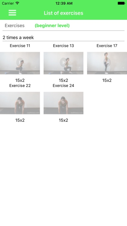 Leg, Butt and Thigh Workout Exercises screenshot-2