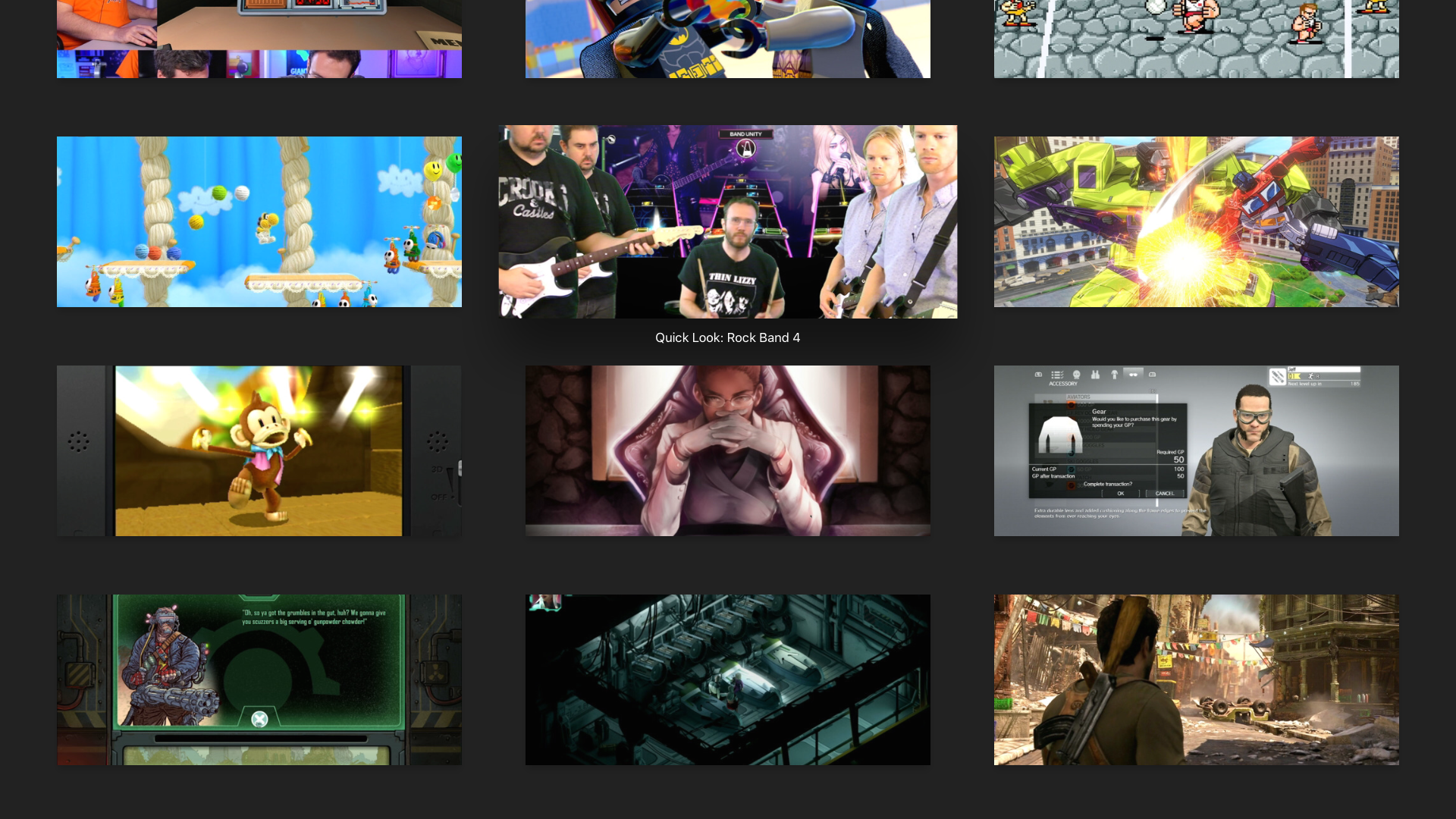 Giant Bomb Videos screenshot 2