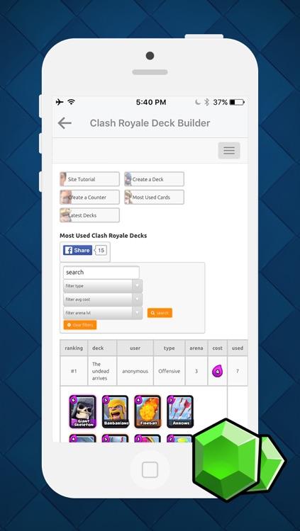 Free Gems Guide for Clash Royale - Cheats, Walkthrough