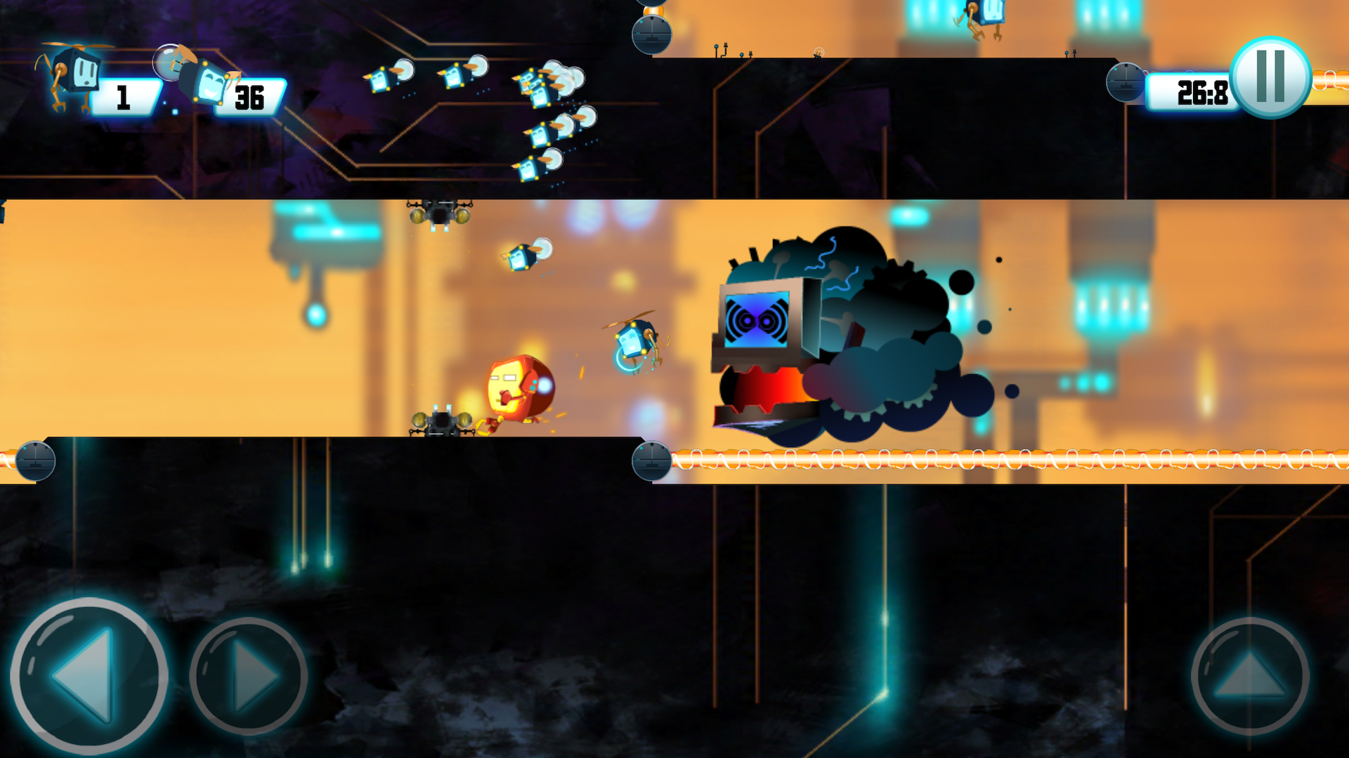 Mechanic Escape screenshot 11