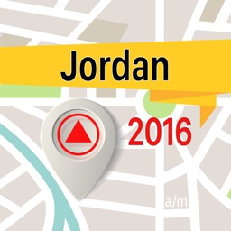 Jordan Offline Map Navigator and Guide