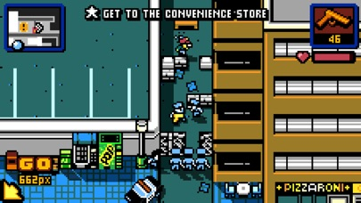 Screenshot #10 for Retro City Rampage DX