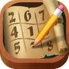 Classic Sudoku -- Trivia word game of merged or clash tiny swing wheel