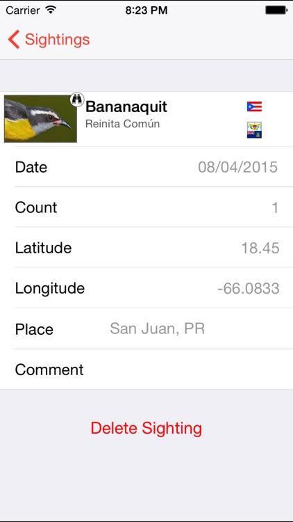 Puerto Rico and Virgin Islands Birds