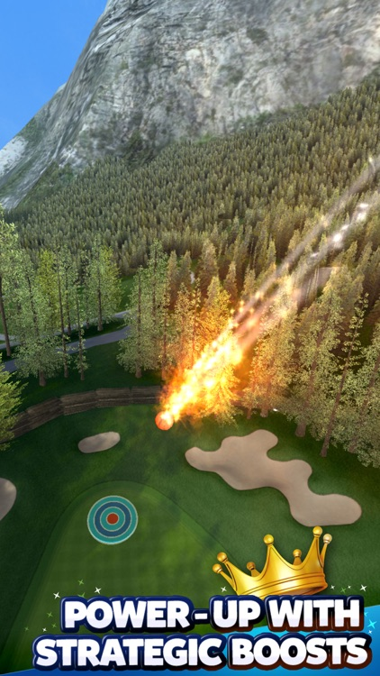 King of the Course Golf screenshot-3